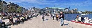 Hamburg | Jungfernstieg